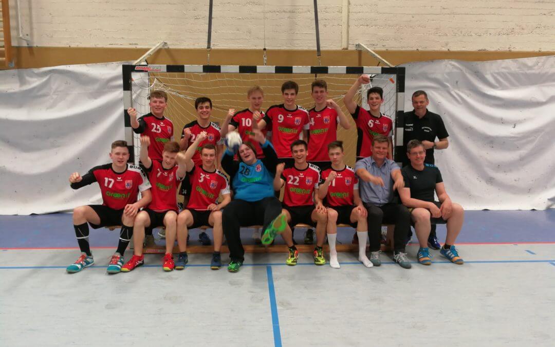 HSG A-Jugend gewinnt Qualifikationsturnier zur Verbandsliga