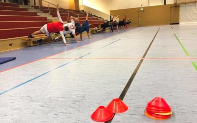 Die HSG Herdecke/Ende bereitet sich auf das ersteHeimspielin der Landesliga vor.