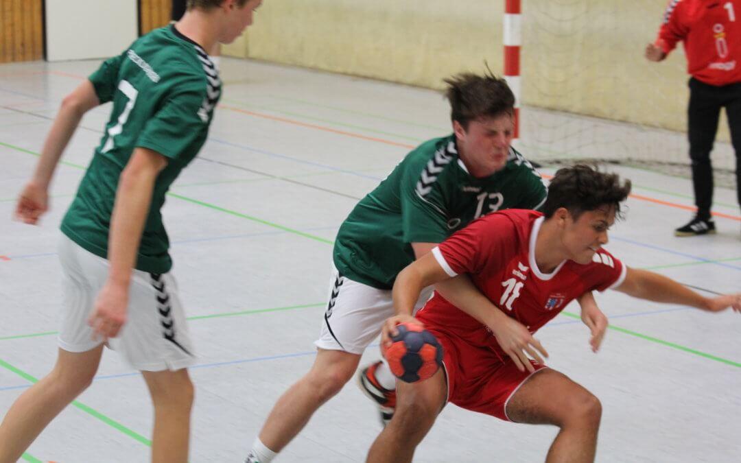 B-Jugend gewinnt in Recklinghausen