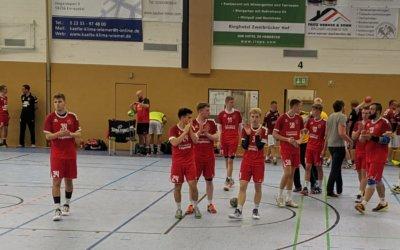 HSG Herdecke/Ende 2 : HSG ECD Hagen (24:26)