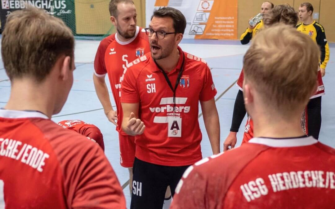 Stephan Hellwig hört als Trainer auf