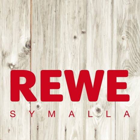 Wir danken: REWE Symalla