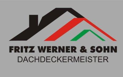Wir danken: Dachdecker Fritz Werner & Sohn