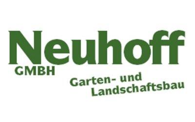 Wir danken: Heinz Neuhoff GmbH Garten-Landschaftsbau