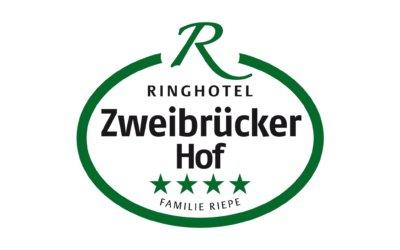 Wir danken: Ringhotel Zweibrücker Hof