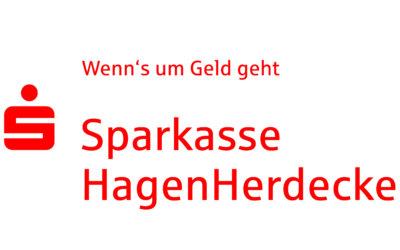 Wir danken: Sparkasse HagenHerdecke