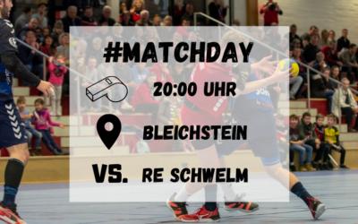#Matchday gegen RE Schwelm