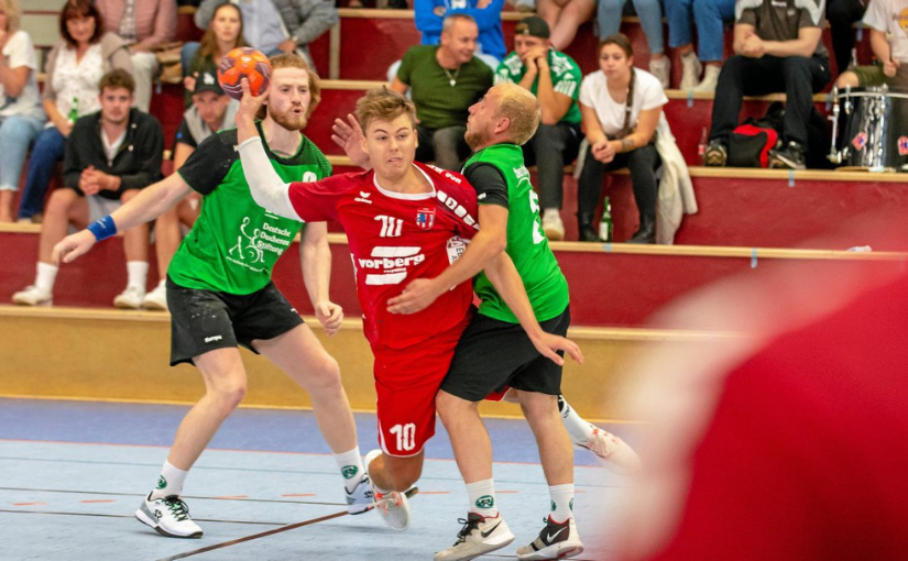 Unentschieden gegen Bochum Riemke 2