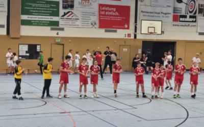 Unsere C-Jugend ist in der Oberliga!
